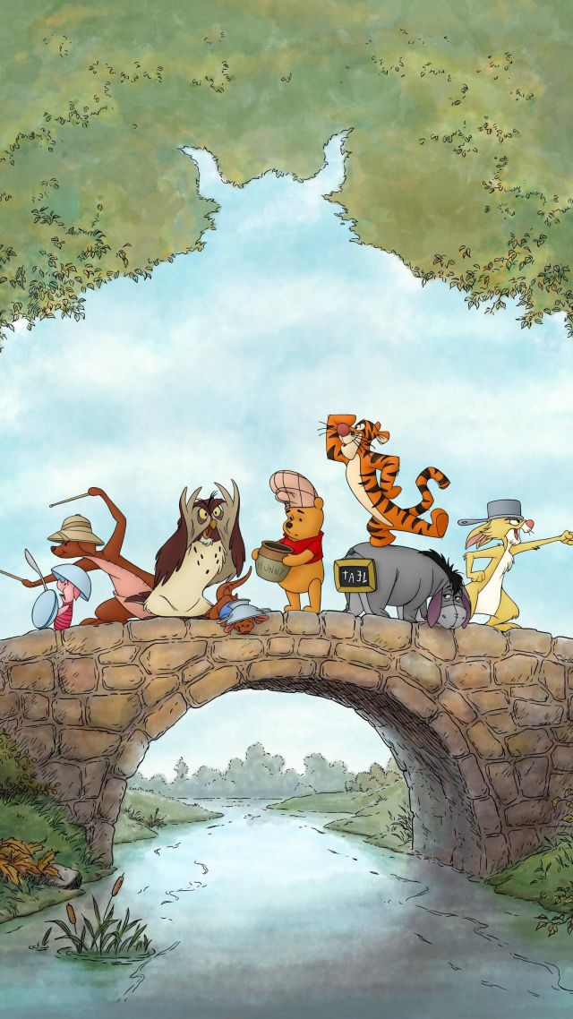 Winnie the Pooh (2011) Phone Wallpaper _ Moviemania